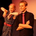 Alison Lobb and Luke Baker_Mix Tape, Pantseat Productions 2012