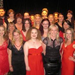 Full Company_The Voice Studio Christmas Concert 2012