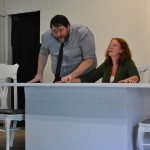 Michael King and Wendy Ratcliffe_Next to Normal, Newcastle Theatre Company 2013