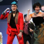 Mitchell Cox, Casssandra Griffin and Tracey Sharples_Grease, Metropolitan Players Inc. 2011