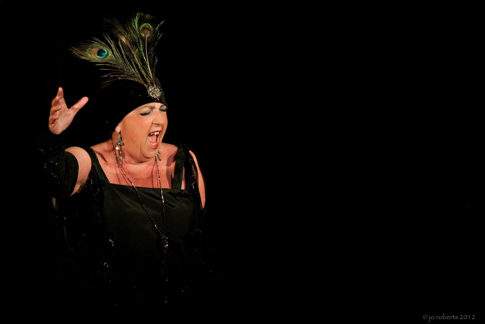 Nola Wallace_Wild Party, Lizotte's 2012