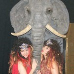 Rachel Levick and Cassandra Griffin_Phantom of the Opera, Metropolitan Players Inc. 2013