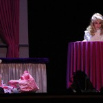 Rachel Levick and Casssandra Griffin_Grease, Metropolitan Players Inc. 2011