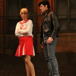 Rachel Levick and Danny Folpp_Grease, Metropolitan Players Inc. 2011