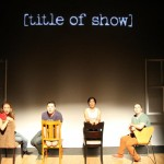 Title of Show_Pantseat Productions 2012
